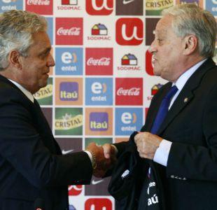 Arturo Salah respalda decisión de Rueda sobre Bravo y aclara por qué no llegó Pellegrini