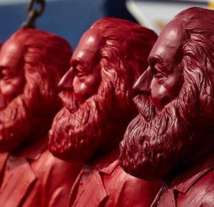 Manuscrito de Marx se subasta por 500 mil dólares en Pekín