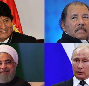 Venezuela: los países que sí felicitaron a Nicolás Maduro por su victoria en las elecciones