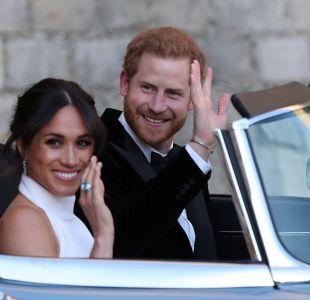 Padre de Meghan Markle revela el día que le mintió al príncipe Harry