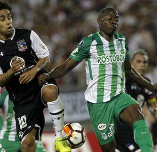 Colo Colo se juega su última carta para avanzar en Libertadores ante Atlético Nacional