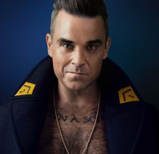 Robbie Williams regresa a Chile después de 12 años con show en el Movistar Arena