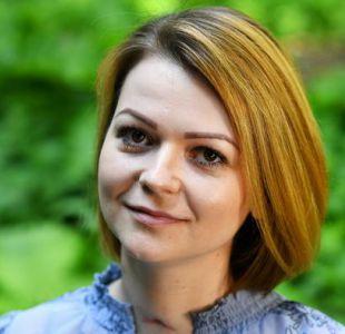 Habla por primera vez hija de ex espía y víctima de ataque con agente nervioso en Reino Unido