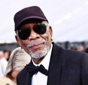 [VIDEO] Morgan Freeman pide disculpas tras acusaciones de acoso sexual