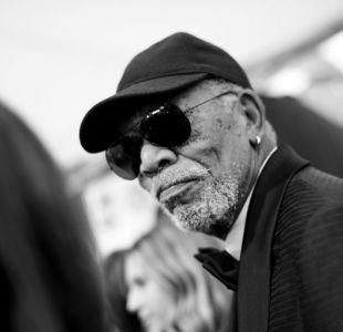 Morgan Freeman es acusado de acoso sexual por ocho mujeres