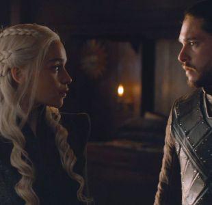 Emilia Clarke revela cómo fue la trastienda de ESA escena con Kit Harington en Game of thrones