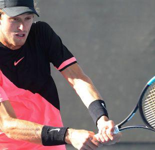 Jarry vence al alemán Gojowczyk y avanza a la segunda ronda del ATP 500 de Hamburgo