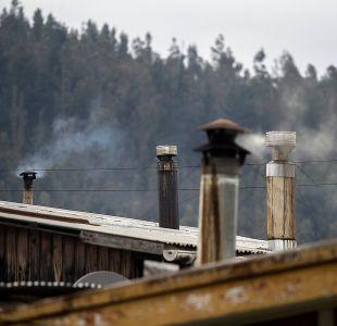 Decretan emergencia ambiental para este viernes en Chillán y Chillán Viejo