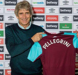 [VIDEO] Manuel Pellegrini ya tiene a su primer refuerzo en el West Ham United
