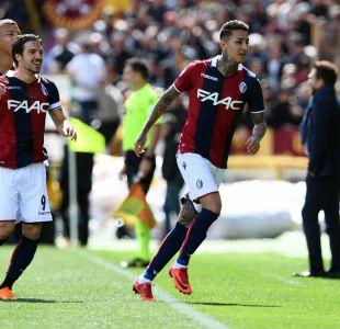 Erick Pulgar se queda sin DT: Bologna destituye al entrenador Roberto Donadoni