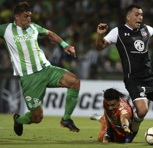 """[VIDEO] Paredes y Tapia valoran paso en Libertadores: """"Esto es de todos los colocolinos"""""""