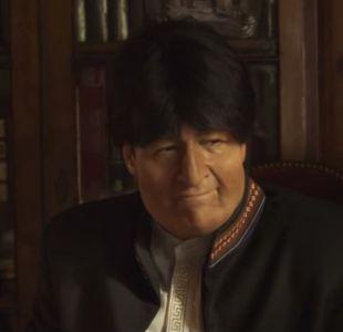 [VIDEO] Bolivia rechaza parodia de Kramer: Es burdo, racista y ofensivo
