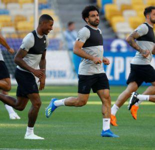 [VIDEO] La importante decisión que debió tomar Mohamed Salah de cara a la final de la Champions