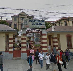 Hospital de Clínicas, Bolivia