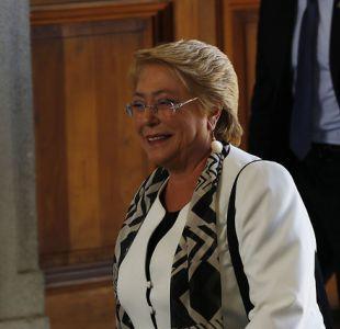Michelle Bachelet: No podemos seguir postergando cambiar nuestra cultura machista