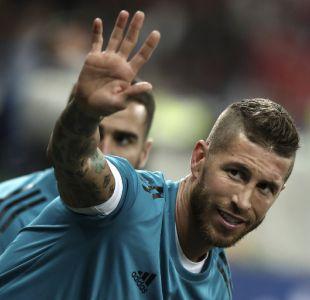[FOTOS] La rabia contra Sergio Ramos tras lesionar a Mohamed Salah en la final de la Champions