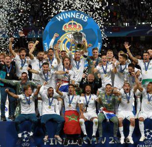 Real Madrid se corona campeón de la Champions League por tercer año consecutivo