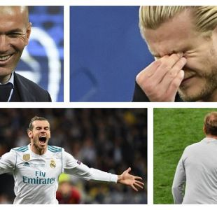 Las cinco postales que grafican los momentos claves de la final de la Champions League