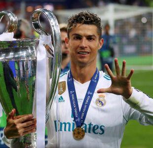 Los números que dejó Cristiano Ronaldo en el Real Madrid