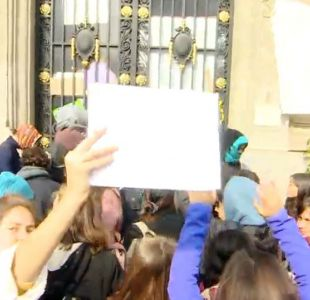 [VIDEO] Las razones de la toma feminista en la UC