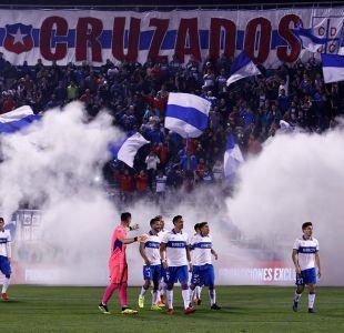 Eduardo Gamboa será el árbitro para el clásico entre U. Católica y Colo Colo