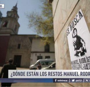 [VIDEO] ¿Dónde están los restos de Manuel Rodríguez?