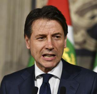 Giuseppe Conte renuncia al cargo de primer ministro de Italia