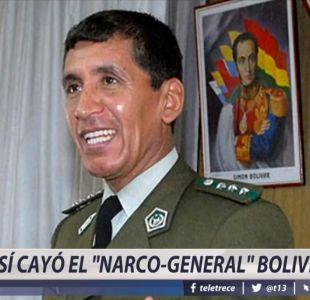 [VIDEO] Así cayó el narco-general boliviano