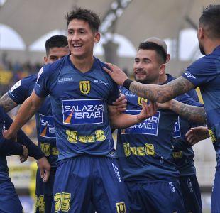 [VIDEO] Goles fecha 15: U. de Concepción golea a San Luis como visitante