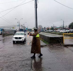 Dirección Meteorológica anuncia precipitaciones con intensidad para varias regiones del país