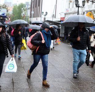 ¿A qué hora comenzará la lluvia este martes en Santiago?