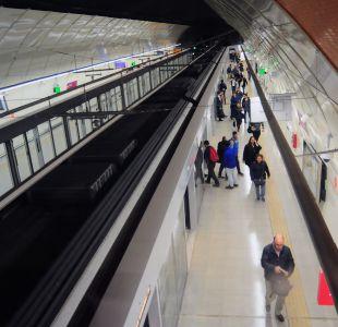 Estación Presidente Pedro Aguirre Cerda de la Línea 6
