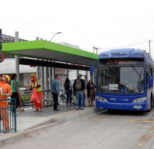 [VIDEO] Dos hermanas mueren tras ser atropelladas por un bus del Transantiago
