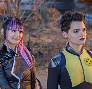 Deadpool 2 genera una polémica racial por el cabello de una de sus personajes asiáticas