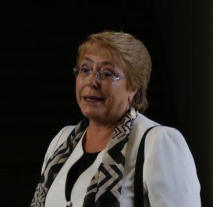 Bachelet convoca a primera reunión con sus ex ministros tras dejar La Moneda