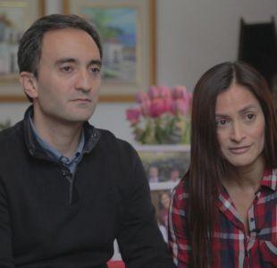 [VIDEO] Hablan los padres de Katy Winter