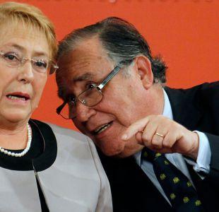 Jaime Campos no asistirá a reunión de Bachelet con ex ministros: Tengo otros compromisos