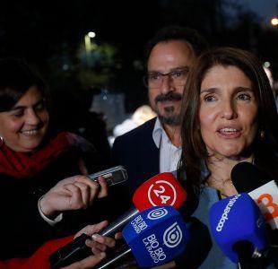 [VIDEO] Ex ministra Narváez arremete contra Piñera: Le ha costado armar gobierno
