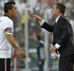 """[VIDEO] Paredes pide """"recapacitar"""" a Valdés y admite que salida de Guede """"fue para mejor"""""""