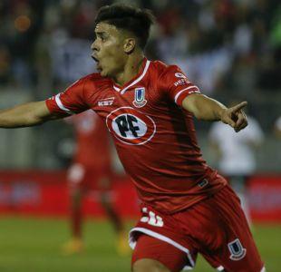 """[VIDEO] Brian Fernández se despide de Unión La Calera como el """"crack de la fecha"""""""