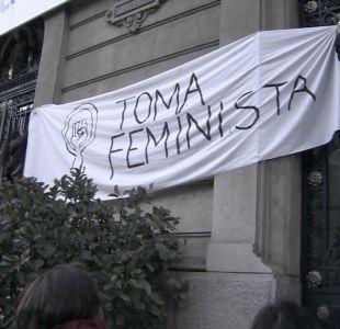 [VIDEO] El mapa de las tomas feministas