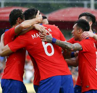 El histórico dato que dejó el partido entre Chile y Rumania