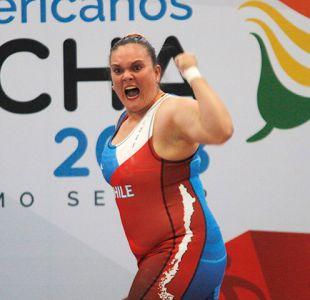 [Minuto a Minuto] Oro para María Fernanda Valdés en Cochabamba 2018