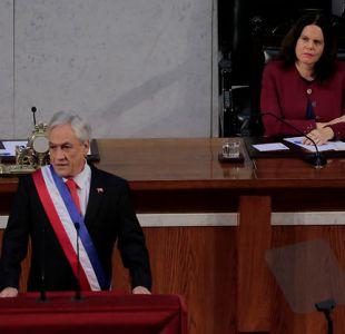 [VIDEO] Tan linda que se ve y tan dura que es: polémica frase de Piñera a diputada Fernández
