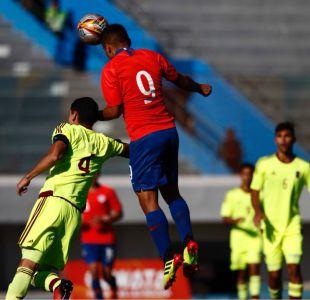 [VIDEO] La dura patada que sufrió Nicolás Guerra en Juegos Suramericanos