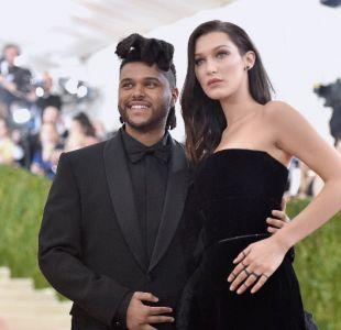 ¿Volvieron? Bella Hadid y The Weeknd son captados en romántica cita en París