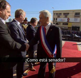 [VIDEO] Cuenta Pública: La dura crítica de Piñera