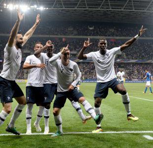 Francia vence a Italia y llega con hambre de gloria a días del Mundial de Rusia