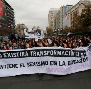 Vocera feminista convoca a nueva marcha y alega que el Presidente no se hace cargo de sus demandas