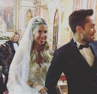 [FOTOS] Las mejores imágenes que dejó el lujoso matrimonio de Cote López y Luis Jiménez